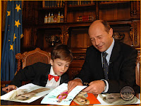 Funny photo Traian Basescu Copil