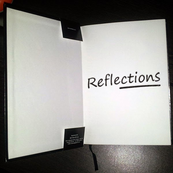 Reflections - My Diary