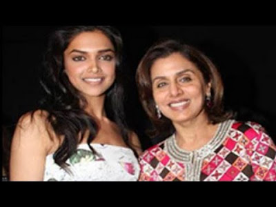 Top Bollywood actress Deepika Padukone has admitted that she had a tense relationship with Nitu Kapoor when she was dating her son Ranbir.  The couple may have separated and moved on with their lives; but old memories die hard.  During Tamasha, Deepika Padukone and Nitu seem to have had a few uncomfortable encounters.