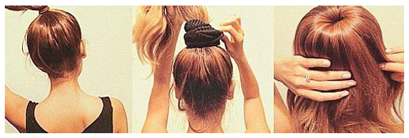 Idéia para penteados: Cóque Incrementado