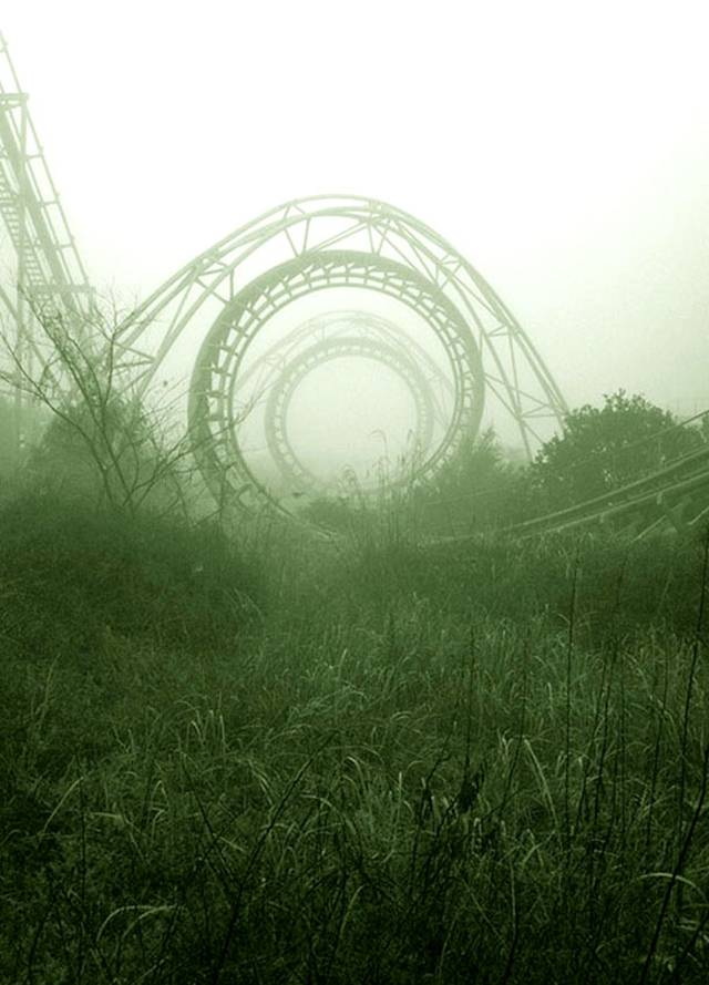 12. Nara Dreamland in Japan