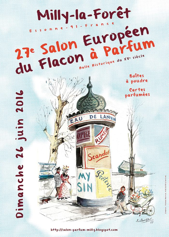 SALON DU FLACON A PARFUM DE MILLY