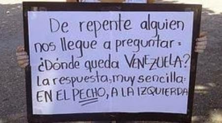 Dónde queda Venezuela???