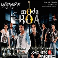 CD Grupo Moda Boa- Eu To Podendo (Part. João Neto e Frederico)