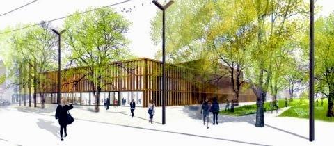 13.04.2015 Германия: В проект нового здания городского архива Кёльна заложены высокие требования к технологиям