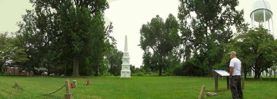 Union City Confederate Monument