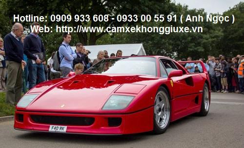 10 tuyệt phẩm Ferrari mọi thời đại