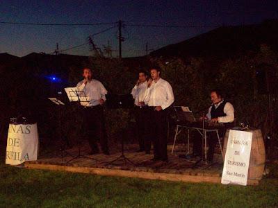 Evento Mes de la Tradicion .Organiz Camara Turismo San Martin