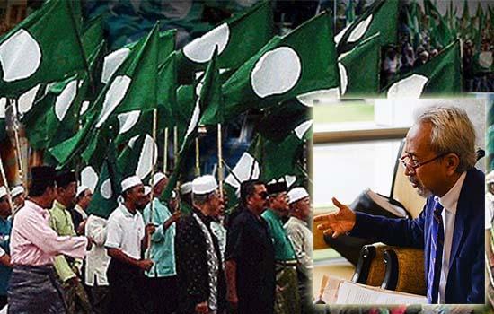 Bapa saudara Sultan Terengganu Sultan Mizan umum keluar PAS