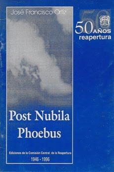 Post Nubila Phoebus (1996)