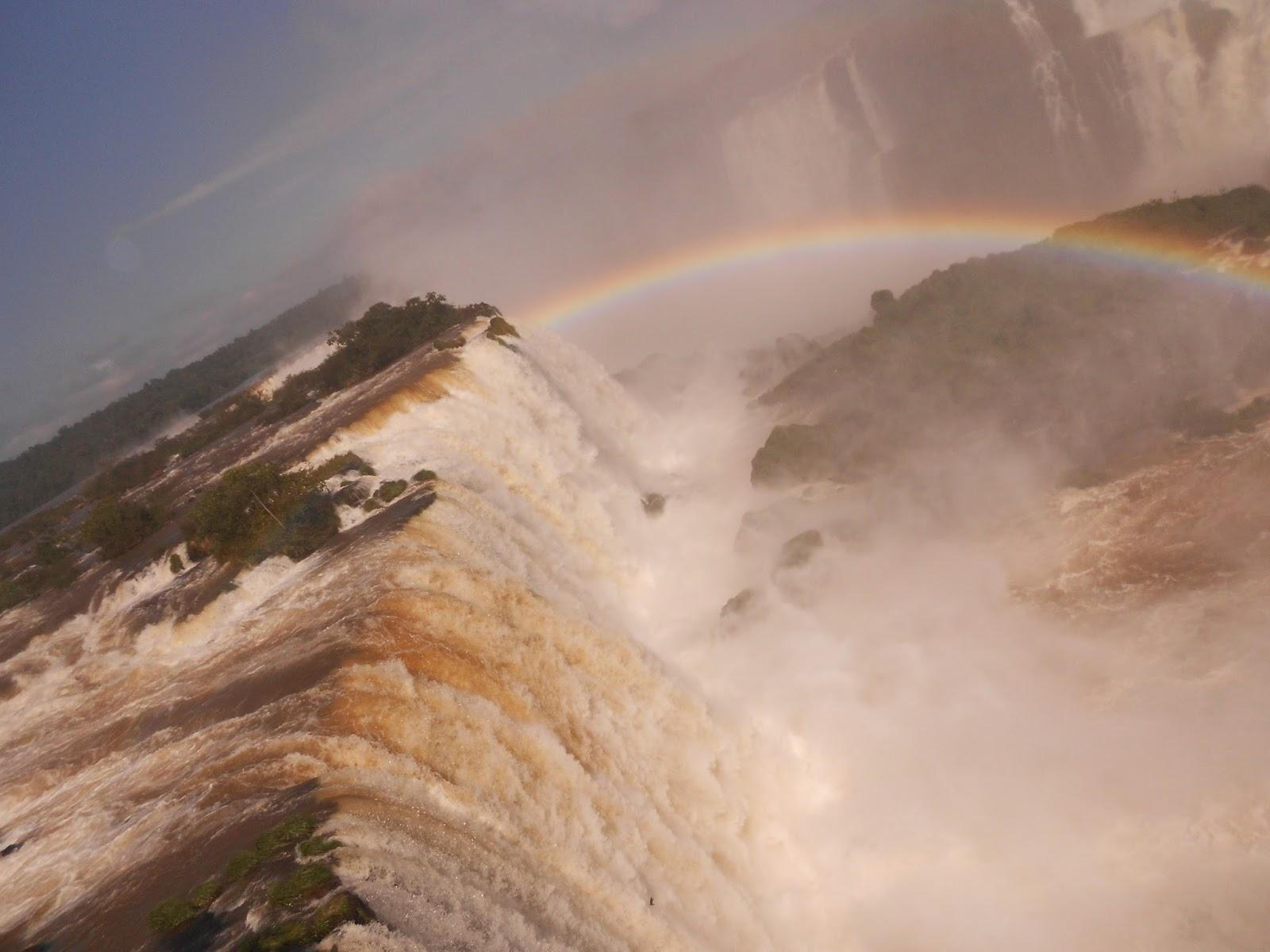 Cataratas do Iguaçu - A História da Gaby