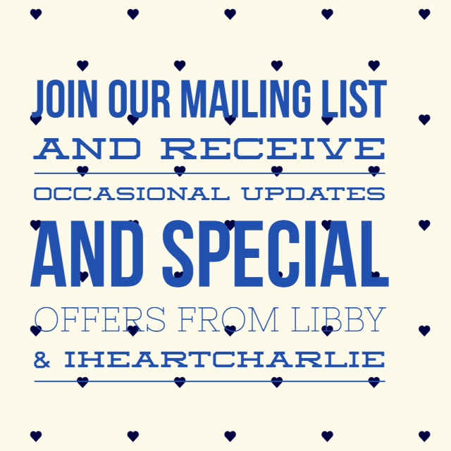 Click to Join our Mailing List