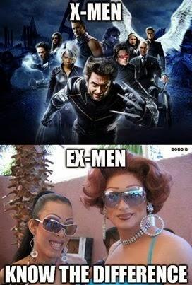 Imagenes de Humor : X-Men o Ex-Man