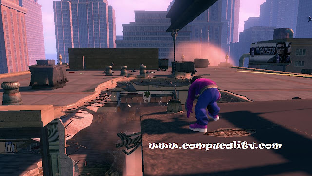 Capturas Propias Saints Row 3 By CompucaliTV