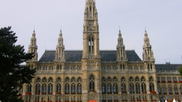 Wiedeń Ratusz