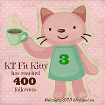 KT Fit Kitty's Candy!