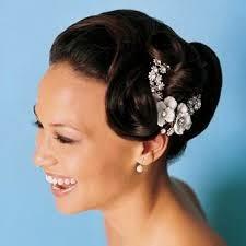 Some of the fotos zikionyesha style mbalimbali za wedding hairstyles
