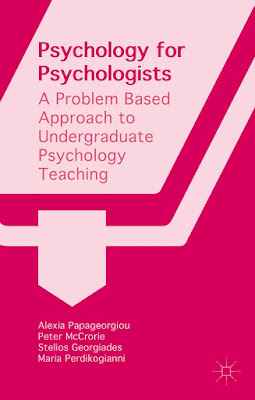 Psychology for Psychologists: A Problem Based Approach to Undergraduate Psychology Teaching - Free Ebook Download