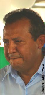 IMAGEM - Raimundo Nonato Lisboa, prefeito de Bacabal