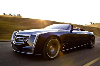 2011 Cadillac Ciel Concept side view