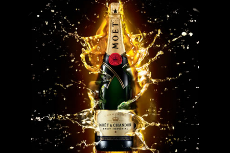 Interesting Green Moet Eyes India Sales With New Champagne