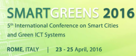 Smart Greens 2016