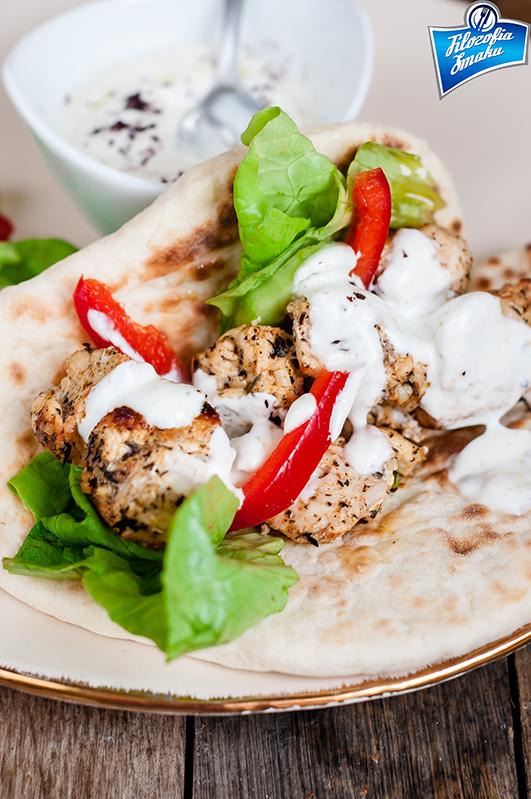 Kebab z kurczaka przepis