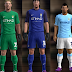 PES 2013: KitSet Manchester City 2013/14:
