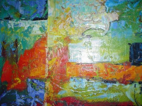Pintura moderna y fotograf a art stica cuadros al leo - Cuadros con texturas abstractos ...