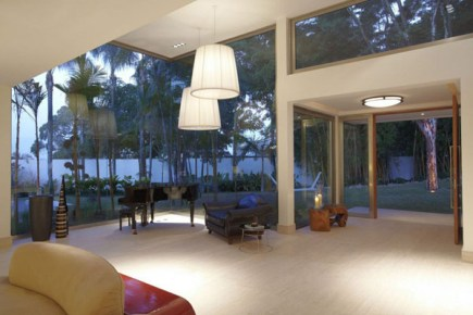 casa linda Casa Nova Design Dinâmico e Exuberante