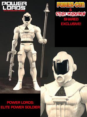Four Horsemen Studios Power-Con Exclusive Power Lords Elite Power Soldier Figure