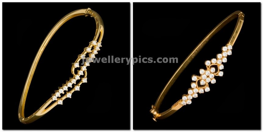zircon bracelets from avr swarnamahal