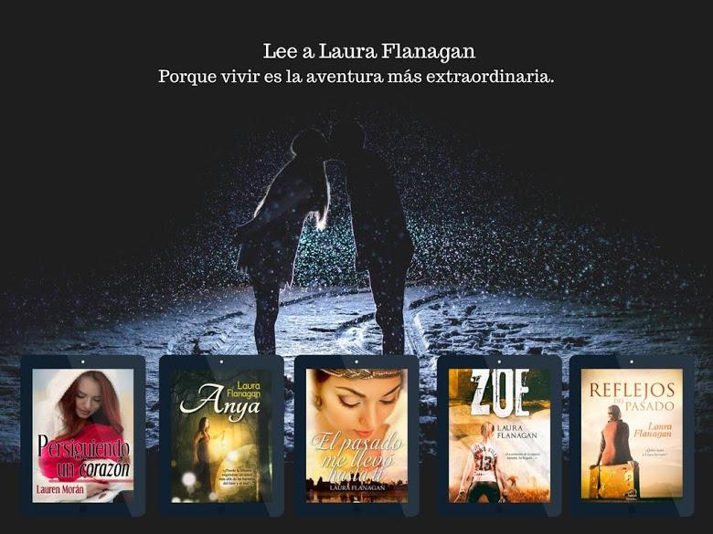 Lauren Morán ~ Laura Flanagan