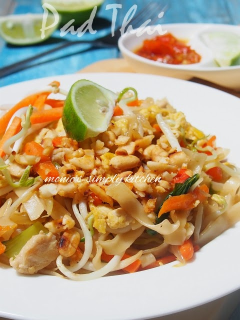pad thai khas thailand