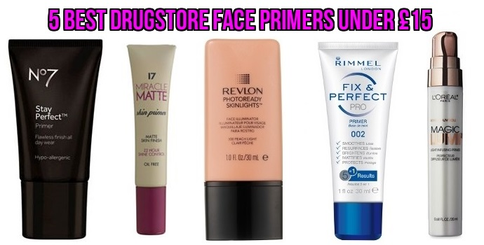 Get started and check out my 5 best drugstore primers for under 163 15