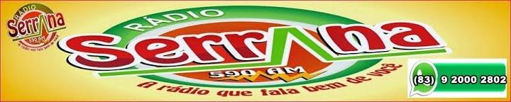 Rádio Serrana de Araruna - PB