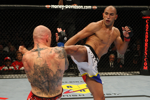 ufc mma fighter brandon vera the truth image picture