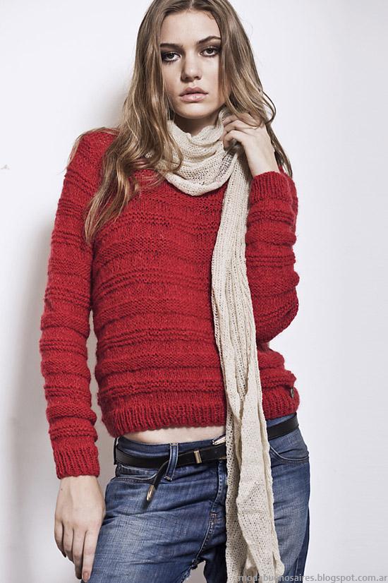 Florencia Llompart colección otoño invierno 2014. Moda invierno 2014.