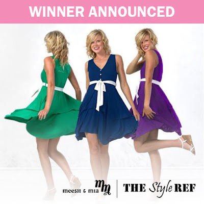 Meesh & Mia Dress Giveaway Winner Announced