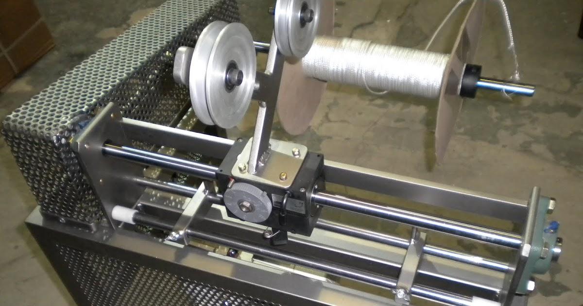 Metal E Ideas Maquina Para Medir Cables Alambres Sogas Y Afines Devanador Bobinador Huing