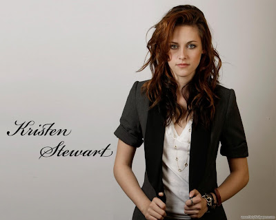 Actress Kristen Stewart Desktop Wallpaper