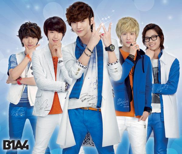 K-POP GOSSIP, NEWS & PROFIL: B1A4 B1a4 Names
