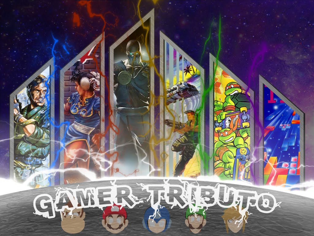 Gamer Tributos Novelas (A.I.O)