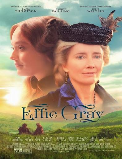 Ver Effie Gray (2014) Online
