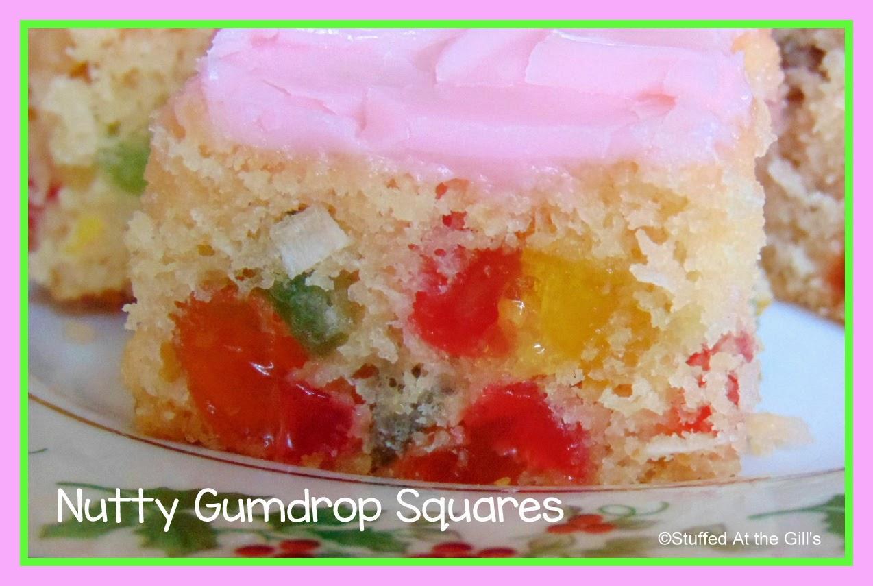 Recipe For Moist Gumdrop Cake