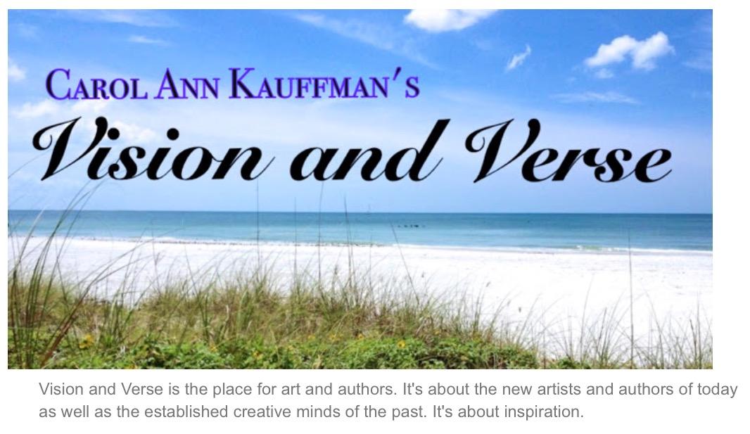 Carol Ann Kauffman's VISION and VERSE