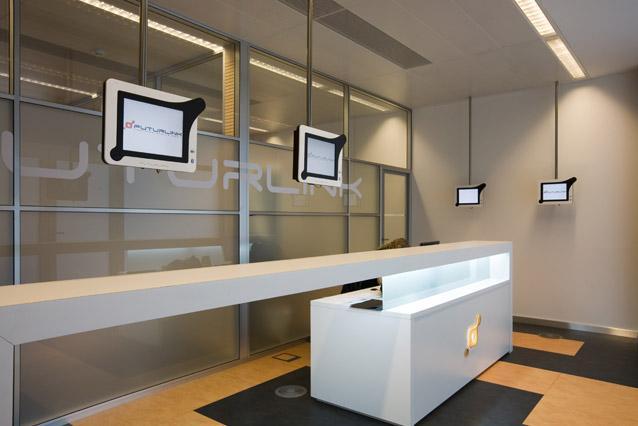 Oficina total agosto 2012 for Mobiliario empresas