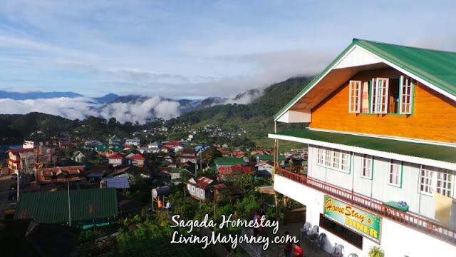 LivingMarjorney: Homestay Sagada