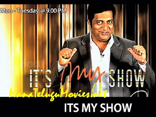 PrakashRaj's Its My Show -E 2 -5th Apr :Thanikella Bharani as Guest