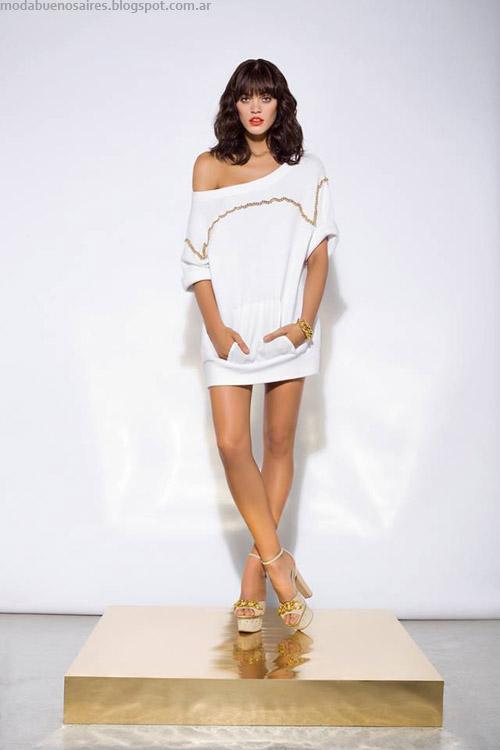 Vestidos verano 2014 Moda Naima